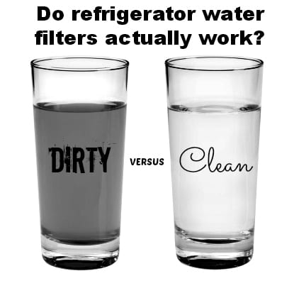 Dirty vs Clean Water