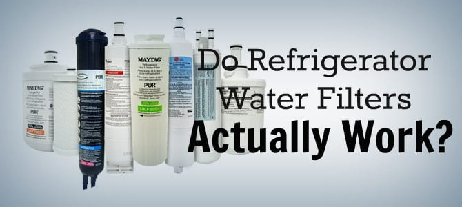 Do Refrigerator Water Filters Actually Work? – Your Source