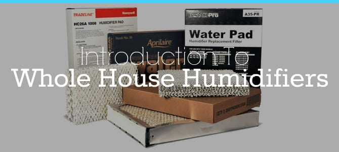 Introduction to Humidifier Filters