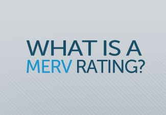 What is a MERV?
