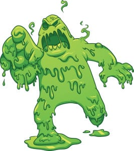 volatile organic compounds monster