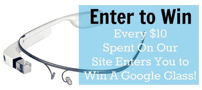 Google Glass Enter To Win