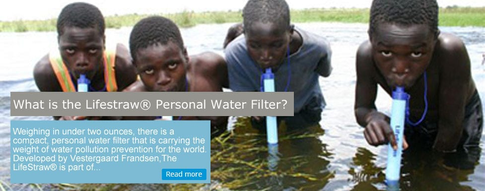 What is the lifestraw water filter