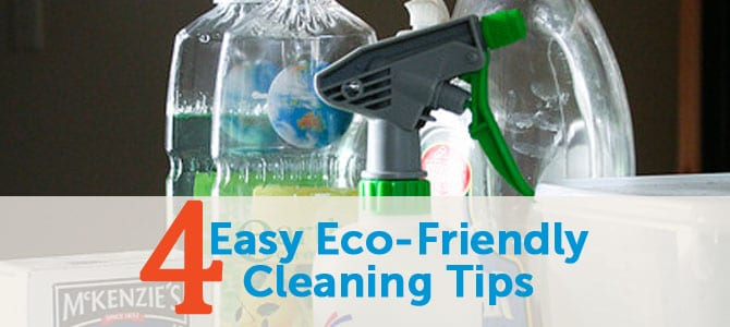 4 Cleaning Tips