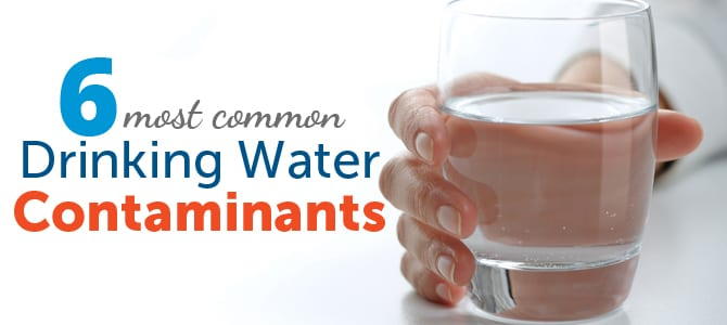 Drinking Water Contaminants