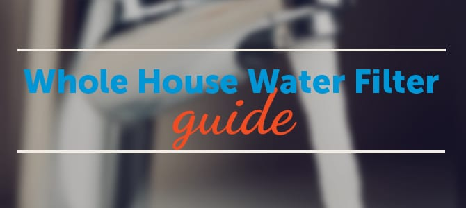Whole House Water Filter Guide