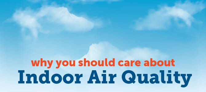 Why you should care about indoor air quality