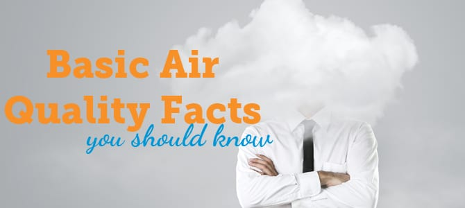 basic air quality facts