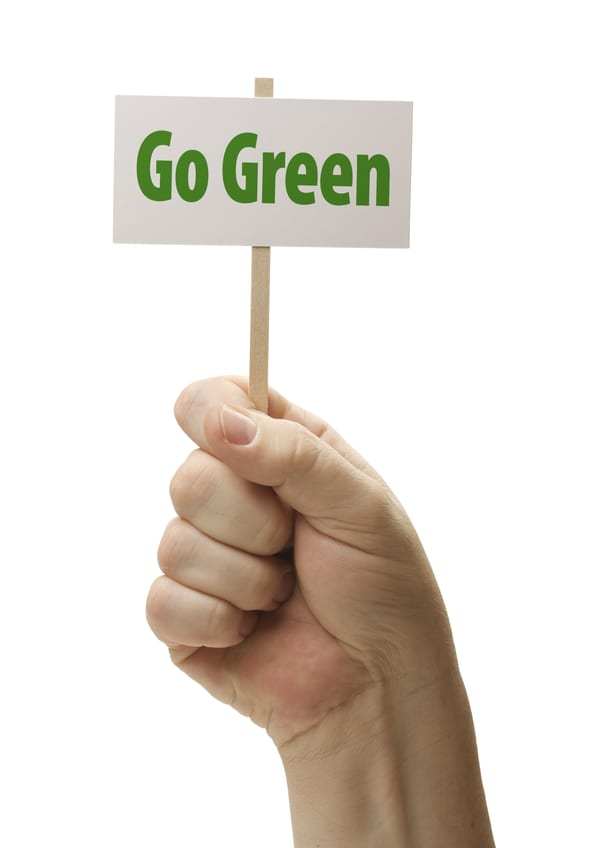 3 tips to go green in 2015