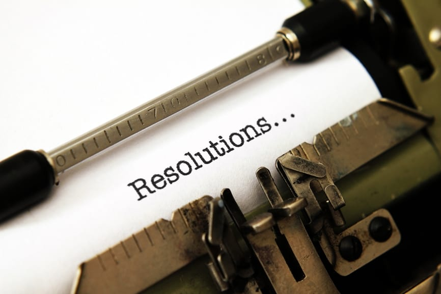 new years resolutions 2015