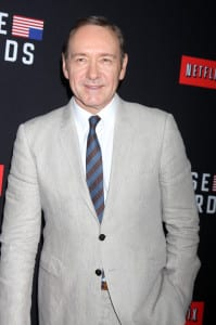 Kevin Spacey has long advocated for clean water.