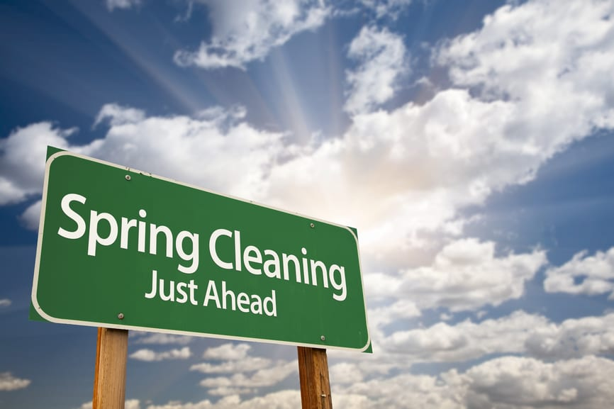 It's spring, and we have put together a list of all the spring cleaning you should do to keep your home in great shape.
