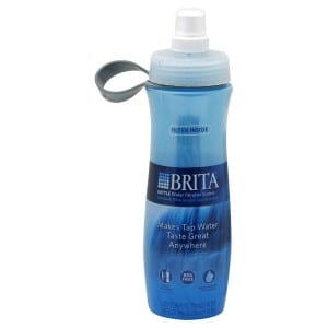 brita reusable water bottle