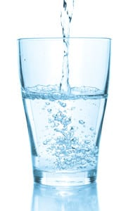 mwf filtered water in glass
