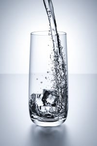 water filtered by ukf8001