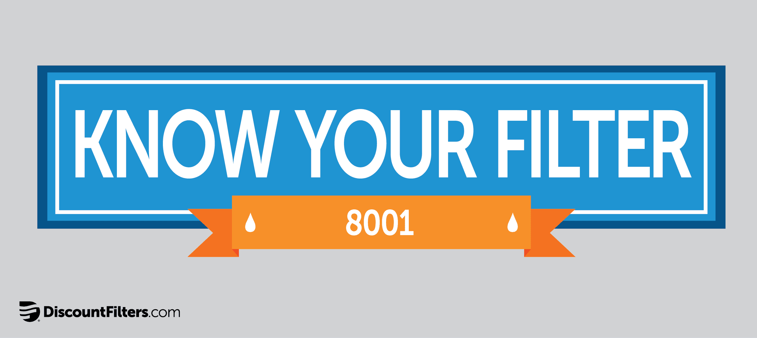 know your fridge filter: 8001