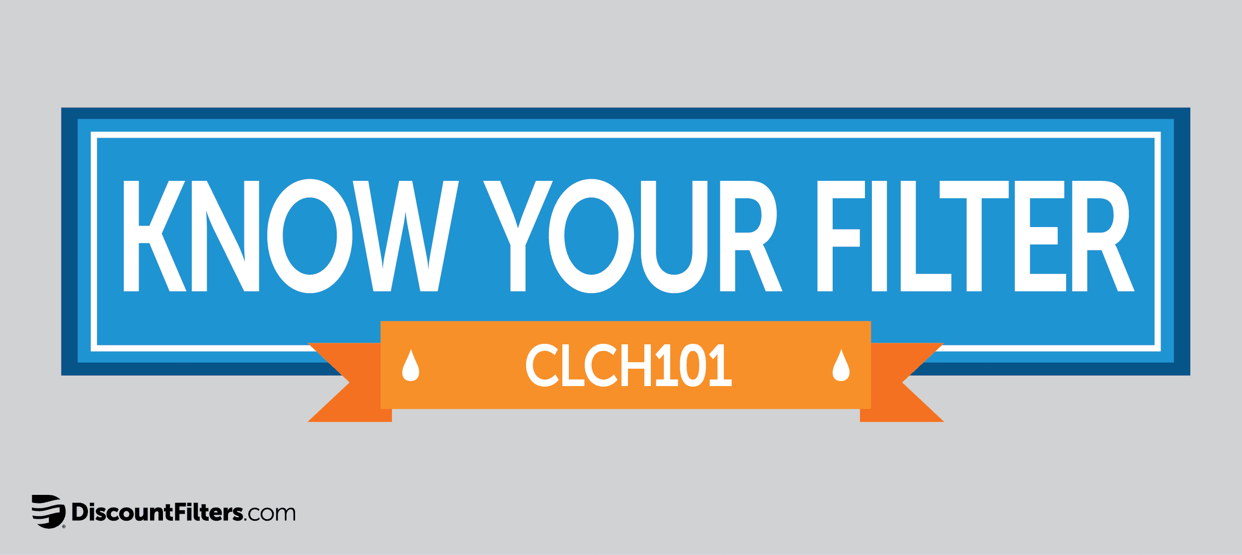 know your fridge filter: clch101
