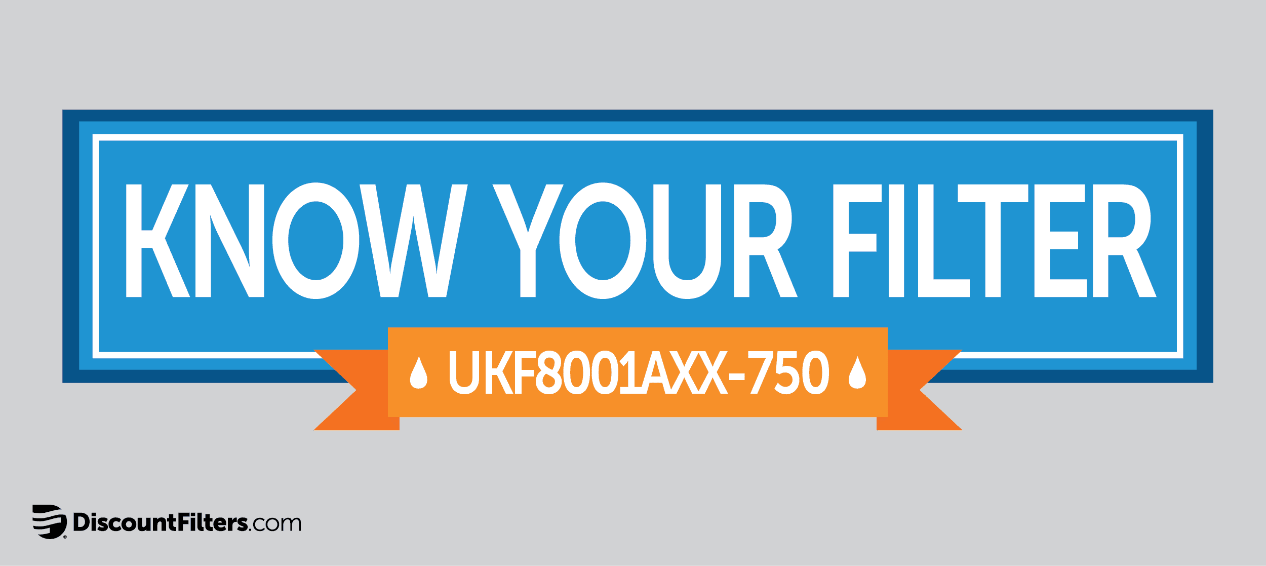 know your fridge filter UKF8001AXX-750