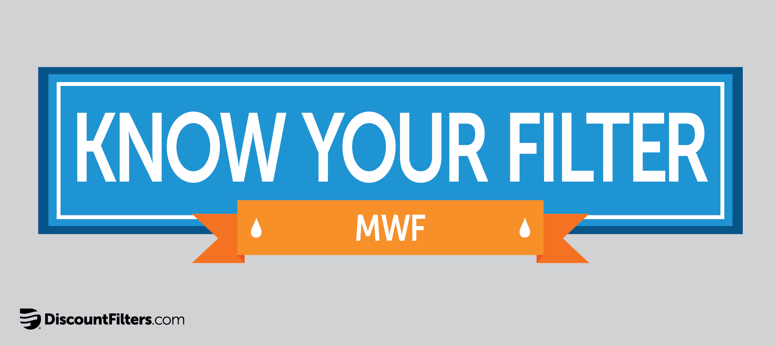 know your fridge filter: GE MWF replacement filter