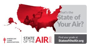 state of the air graphic
