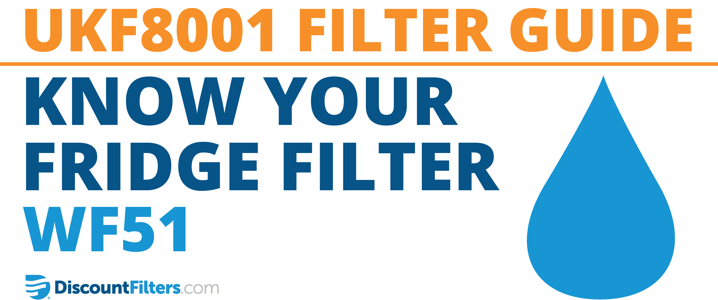 know your fridge filter wf51 a ukf8001 replacement