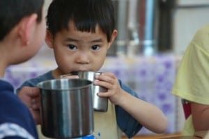splash providing clean water to chinese orphanage