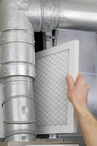 home air filter, lower energy bill