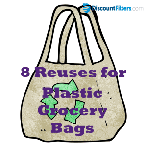 8 Reuses for Plastic Grocery Bags