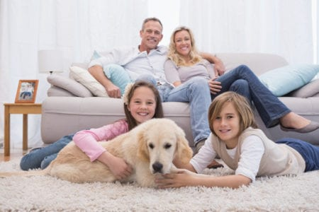 clean air filters healthy family