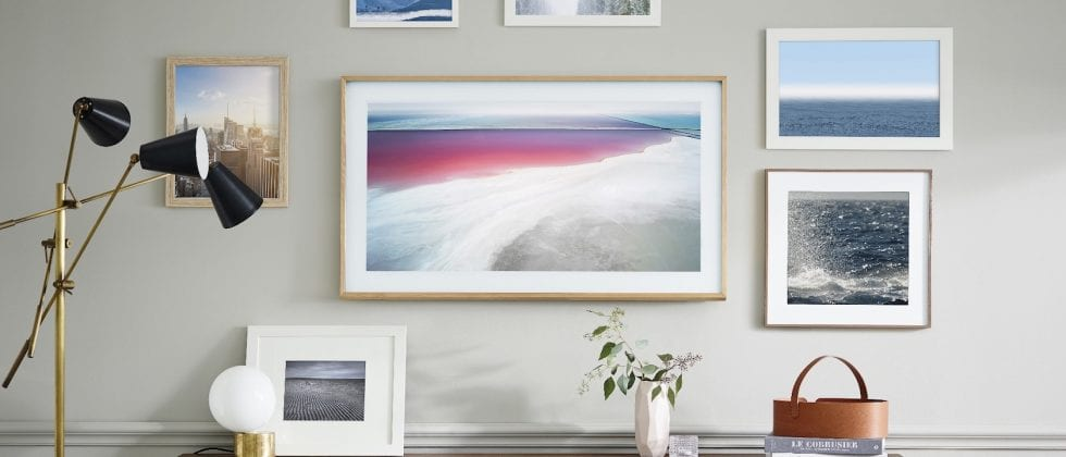 The Frame TV by Samsung