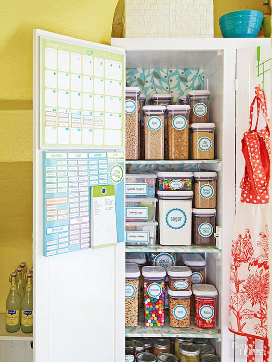 Air Tight Containers - Kitchen Organization
