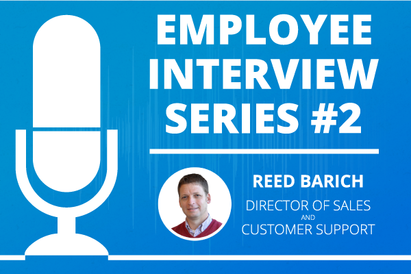 Discountfilters.com Employee Interview #2 - Reed Barich