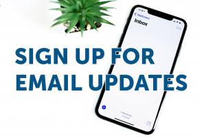 Sign Up for Email Updats