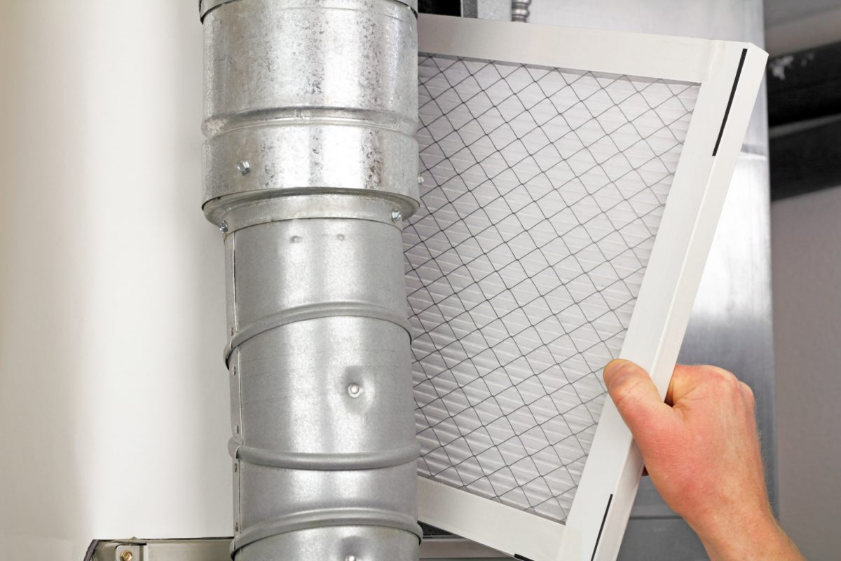Cleaning an Air Filter vs. Air Filter Replacement