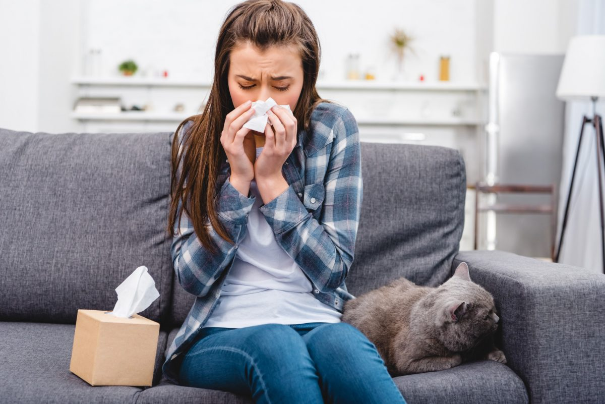 6 Sneaky Signs of Poor Home Air Quality