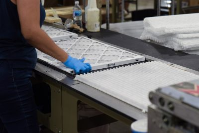 How Are Air Filters Made?