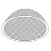 Dome Range Hood Filters