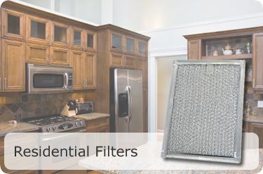 Residential Range Hood Filters
