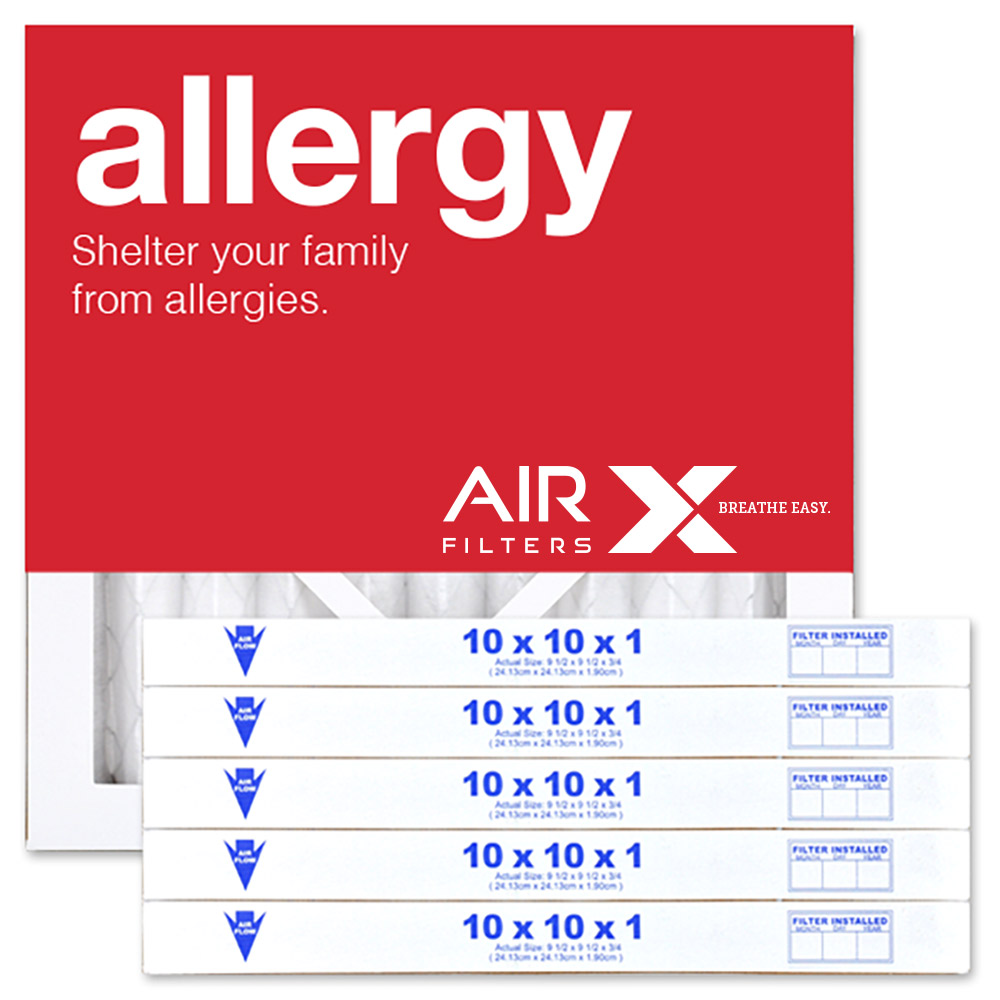 10x10x1 AIRx ALLERGY Filter - MERV 11