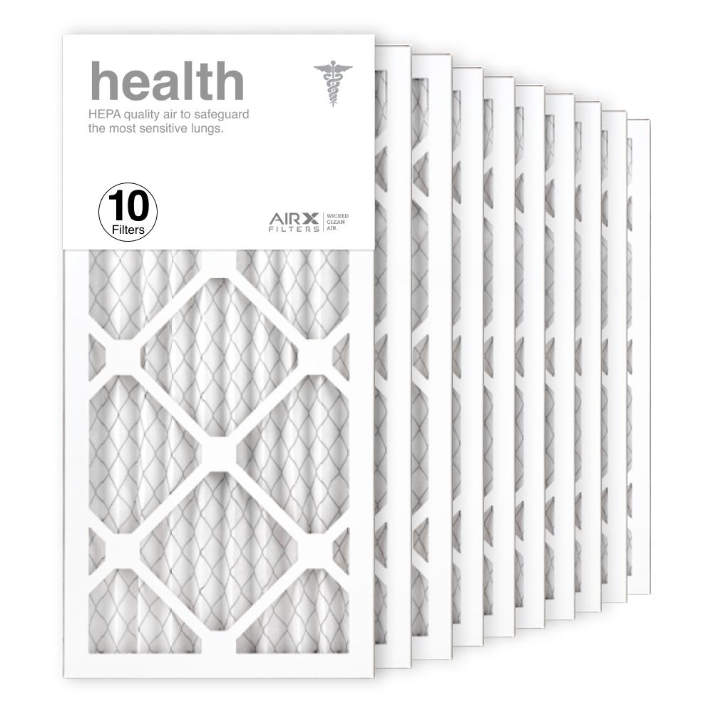 10x20x1 AIRx HEALTH Air Filter, 10-Pack
