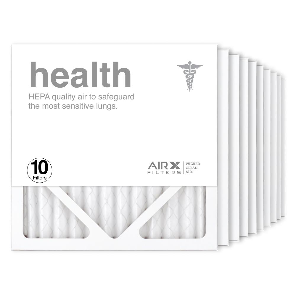 12x12x1 AIRx HEALTH Air Filter, 10-Pack