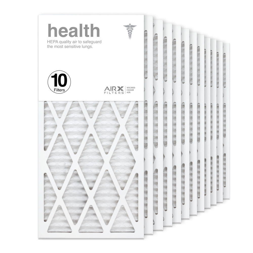 14x30x1 AIRx HEALTH Air Filter, 10-Pack