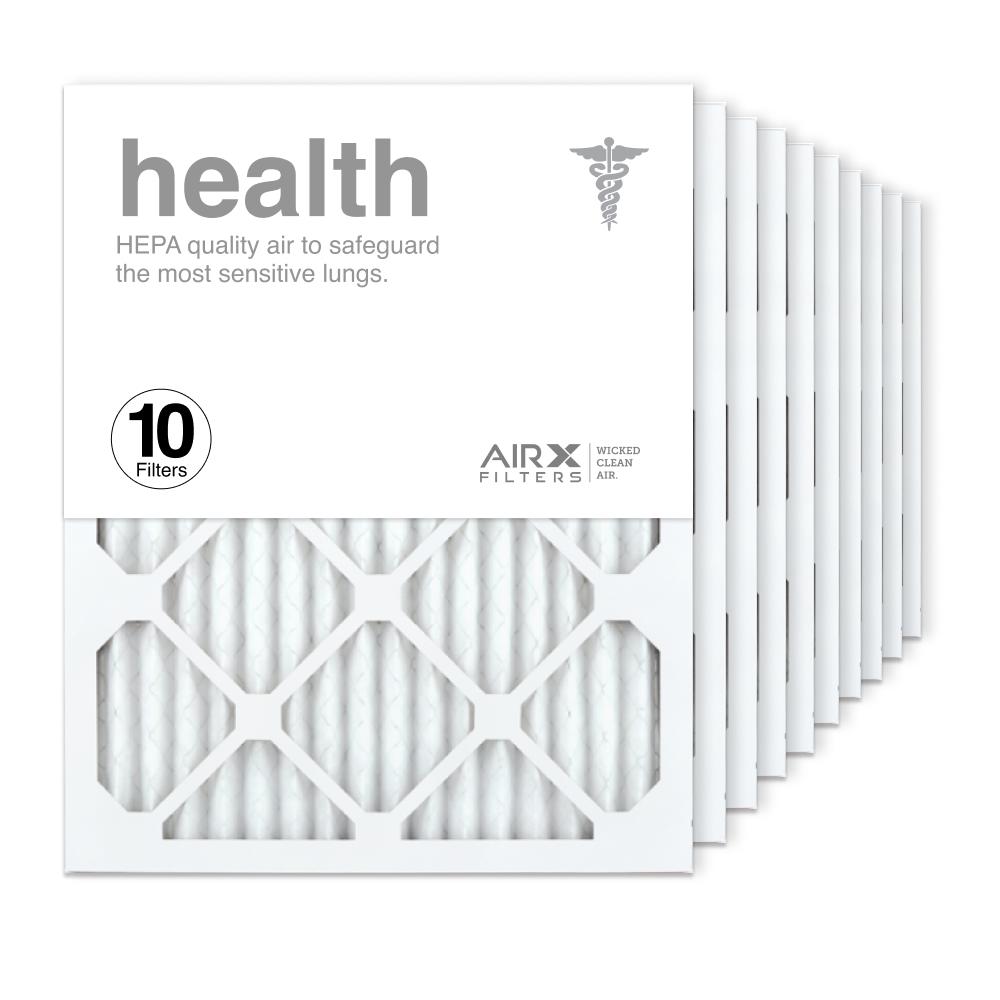 16x20x1 AIRx HEALTH Air Filter, 10-Pack