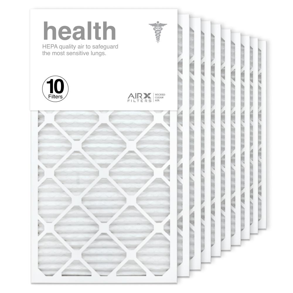 16x30x1 AIRx HEALTH Air Filter, 10-Pack