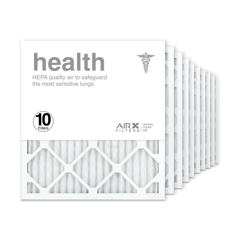 18x20x1 AIRx HEALTH Air Filter, 10-Pack
