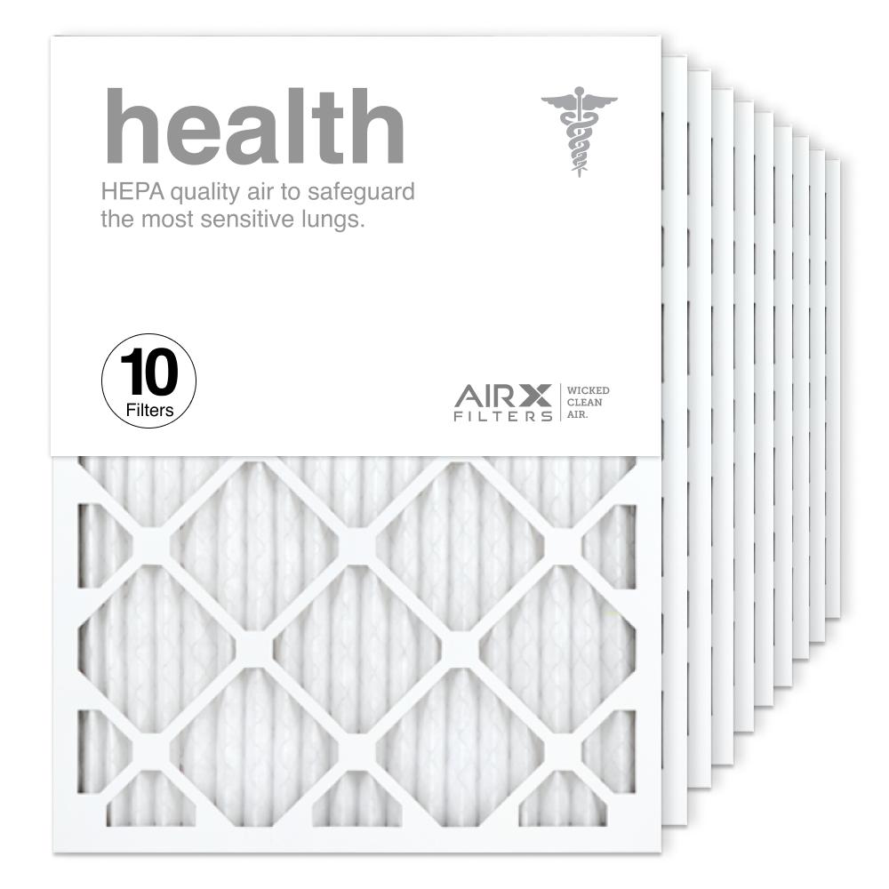 18x24x1 AIRx HEALTH Air Filter, 10-Pack