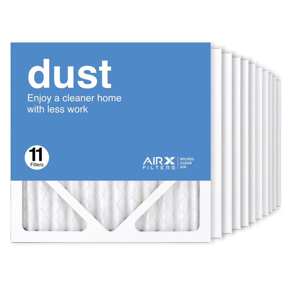 12x12x1 AIRx DUST Air Filter, 11-Pack