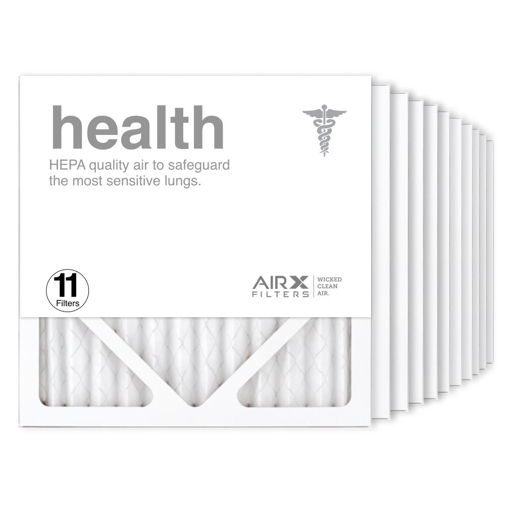 12x12x1 AIRx HEALTH Air Filter, 11-Pack