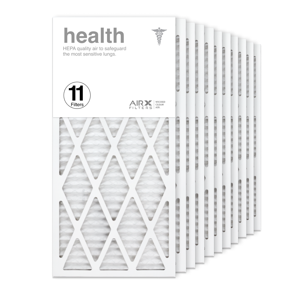 14x30x1 AIRx HEALTH Air Filter, 11-Pack