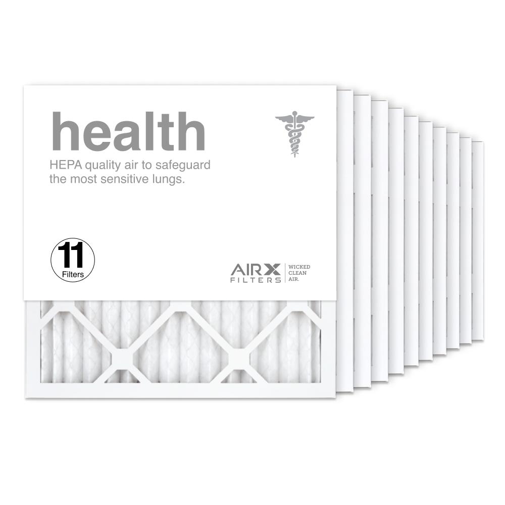 16x16x1 AIRx HEALTH Air Filter, 11-Pack